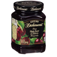 Dickinson, Preserve Cherry Bing Fanc, 10 Oz, (Pack Of 6)