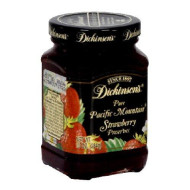 Dickinson, Preserve Strwbry, 10 Oz, (Pack Of 6)