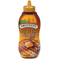 Smuckers, Syrup Breakfast Sf, 14.5 Oz, (Pack Of 12)