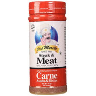 Chef Merito, Ssnng Carne Asada, 14 Oz, (Pack Of 6)