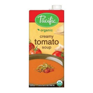 Pacific Foods, Soup Gf Crm Tmo Org, 32 Oz, (Pack Of 12)