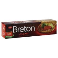 Dare, Breton Crkr Orgnal Wheat, 8 Oz, (Pack Of 12)