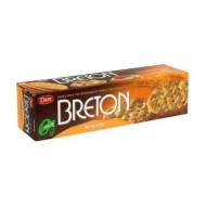 Dare, Breton Crkr Sesame, 8 Oz, (Pack Of 12)
