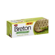 Dare, Breton Crkr Gf Herb Garlc, 4.76 Oz, (Pack Of 6)