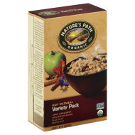 Natures Path, Cereal Hot Vrty Org 8Ct, 14 Oz, (Pack Of 6)