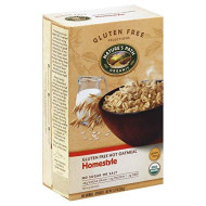 Natures Path, Cereal Hot Gf Homestyle, 11.3 Oz, (Pack Of 6)