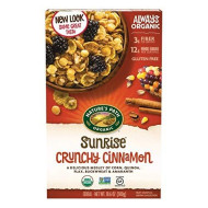 Natures Path, Cereal Gf Cnnmn Crnchy, 10.6 Oz, (Pack Of 6)