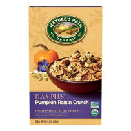 Natures Path, Cereal Flax Pmpkn Raisin Crnch, 12.35 Oz, (Pack Of 6)