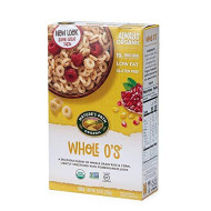 Natures Path, Cereal Whole O Gf, 11.5 Oz, (Pack Of 12)