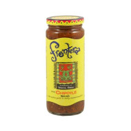 Frontera, Salsa Hot Chipotle, 16 Oz, (Pack Of 6)