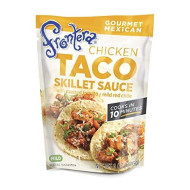 Frontera, Ssnng Pouch Taco Chckn Skillet, 8 Oz, (Pack Of 6)