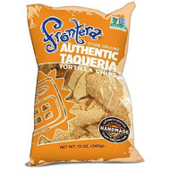 Frontera, Chip Trtla Thck&Crnchy, 12 Oz, (Pack Of 12)