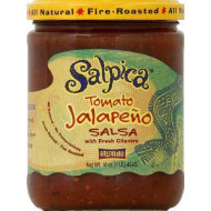 Salpica, Salsa Med Tmo Jlpno, 16 Oz, (Pack Of 6)