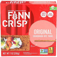 Finn Crisp, Crispbread Orgnl, 7 Oz, (Pack Of 9)