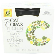 Cat Coras Kitchen, Tapenade Olive Grn, 3.5 Oz, (Pack Of 6)