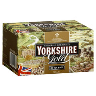 Yorkshire, Tea Yorkshire Gold, 40 Bg, (Pack Of 5)