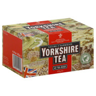 Yorkshire, Tea Yorkshire Red, 40 Bg, (Pack Of 5)