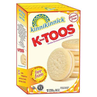 Kinnikinnick, Cookie Ktoos Vnla Crm Gf, 8 Oz, (Pack Of 6)