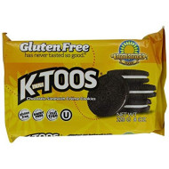 Kinnikinnick, Cookie Ktoos Choc Crm, 8 Oz, (Pack Of 6)