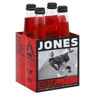 Jones, Soda 4Pk Strwbry Lime, 48 Fo, (Pack Of 6)