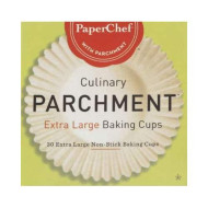 Paper Chef, Parchment Cup Xlg, 30 Pc, (Pack Of 12)