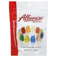 Albanese, Bear 12Vrty, 9 Oz, (Pack Of 6)
