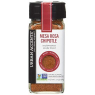Urban Accents, Ssnng Mesa Rosa Chipotle, 3.1 Oz, (Pack Of 4)