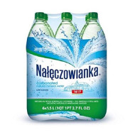 Naleczowianka, Water Crbntd 6Pck, 9 Lt, (Pack Of 1)