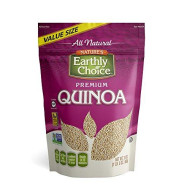Natures Earthly Choice, Grain Quinoa Gf, 24 Oz, (Pack Of 6)