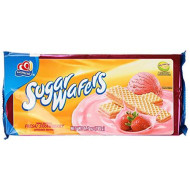 Gamesa, Wafer Strawberry, 6.77 Oz, (Pack Of 12)