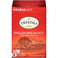 Twining Tea, Tea Kcup Engl Brkfst, 12 Pc, (Pack Of 6)