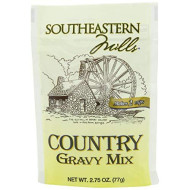 Southeastern Mills, Mix Gravy Country, 2.75 Oz, (Pack Of 24)
