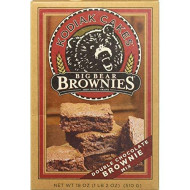 Kodiak, Mix Brownie Choc Bigbear Whlwh, 17.7 Oz, (Pack Of 6)
