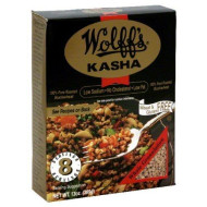 Wolffs, Kasha Whole, 13 Oz, (Pack Of 6)