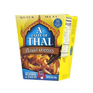 Taste Of Thai, Noodle Qck Meal Peanut, 5.25 Oz, (Pack Of 6)