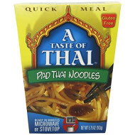 Taste Of Thai, Noodle Qck Meal Pad Thai, 5.75 Oz, (Pack Of 6)