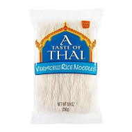 Taste Of Thai, Noodle Rce Vrmclli, 8.8 Oz, (Pack Of 6)