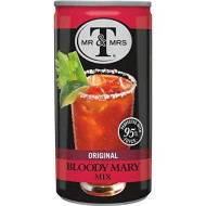 Mr & Mrs T, Can Mixer Bldy Mary, 5.5 Oz, (Pack Of 24)