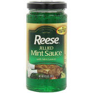 Reese, Jelly Mint Leaves, 10.5 Oz, (Pack Of 6)