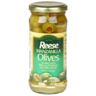 Reese, Olive Tree-Packed, 3.25 Oz, (Pack Of 12)