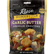 Reese, Crouton Hmstyle Garlic Butter, 5 Oz, (Pack Of 12)