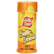 Jolly Time, Popcorn Salt Butter Licious, 3.25 Oz, (Pack Of 6)