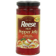 Reese, Jelly Jalapeno Hot, 10 Oz, (Pack Of 6)