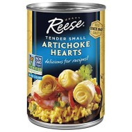 Reese, Artichoke Hrts 8-10, 14 Oz, (Pack Of 12)