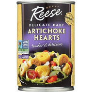 Reese, Artichoke Hrts 10-12, 14 Oz, (Pack Of 12)