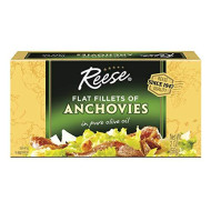 Reese, Anchovy Flat, 2 Oz, (Pack Of 10)