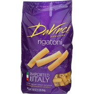 Davinci, Pasta Rigatoni, 16 Oz, (Pack Of 12)