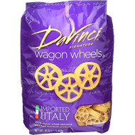 Davinci, Pasta Wagon Wheels, 16 Oz, (Pack Of 12)