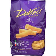 Davinci, Pasta Cut Ziti, 16 Oz, (Pack Of 12)