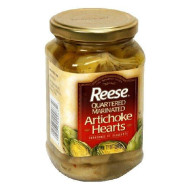 Reese, Artichoke Hrts Mrntd, 12 Oz, (Pack Of 12)